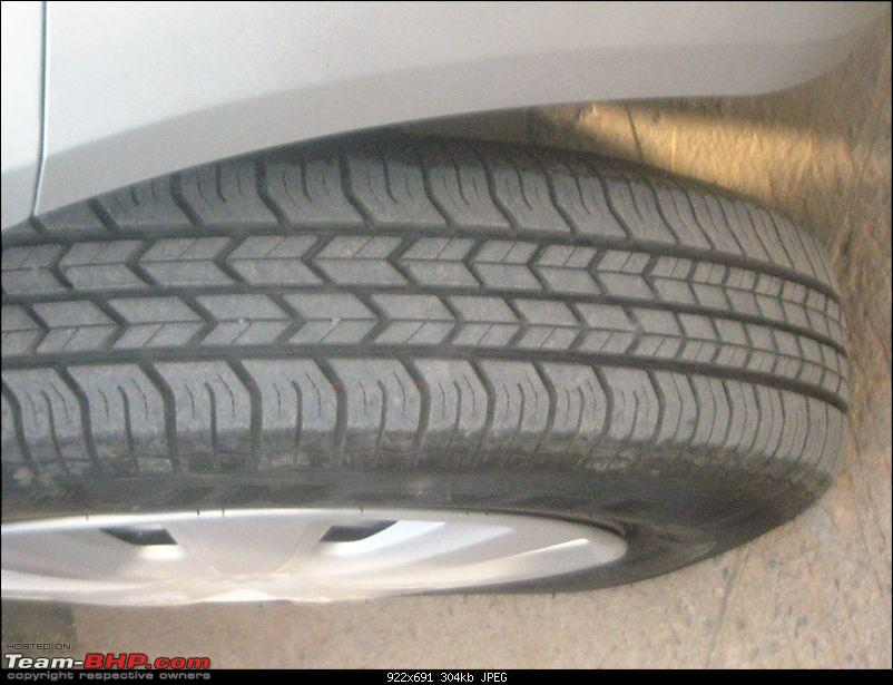 My new Ritz Ldi delivered-tyre1.jpg