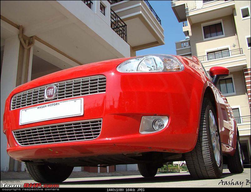 The Rare: 1.4 FIAT GRANDE Punto E+-front.jpg