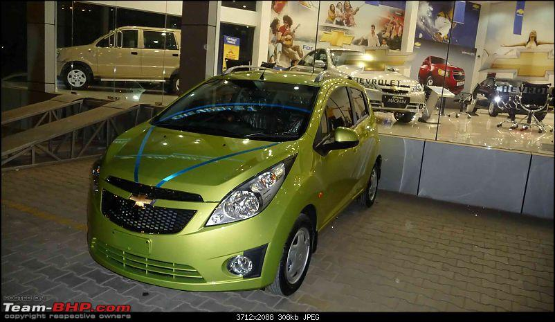 Chevrolet Beat LT Cocktail Green: Initial ownership report-01.jpg