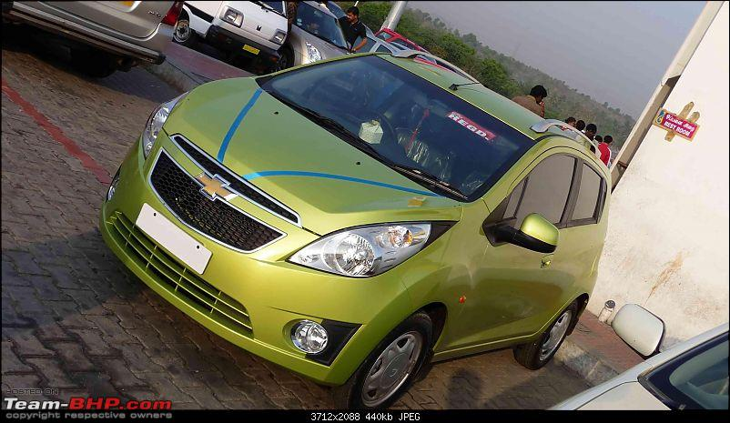 Chevrolet Beat LT Cocktail Green: Initial ownership report-03.jpg