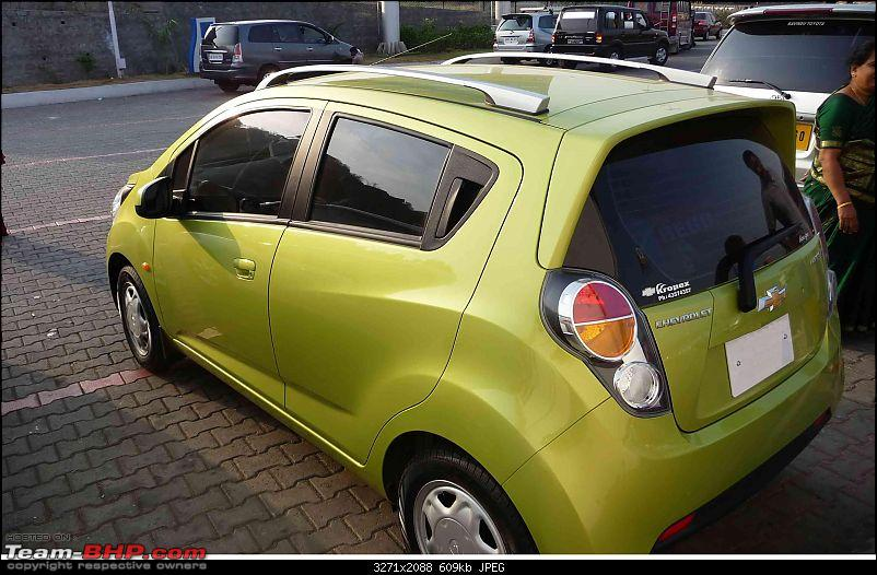 Chevrolet Beat LT Cocktail Green: Initial ownership report-04.jpg