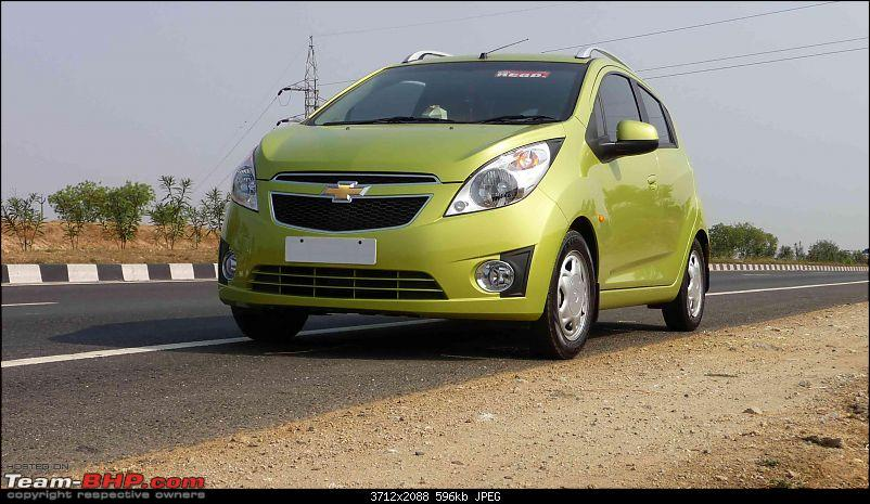 Chevrolet Beat LT Cocktail Green: Initial ownership report-10.jpg
