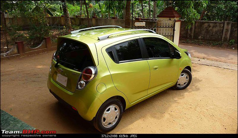 Chevrolet Beat LT Cocktail Green: Initial ownership report-16.jpg