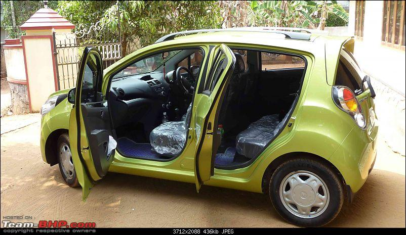 Chevrolet Beat LT Cocktail Green: Initial ownership report-24.jpg
