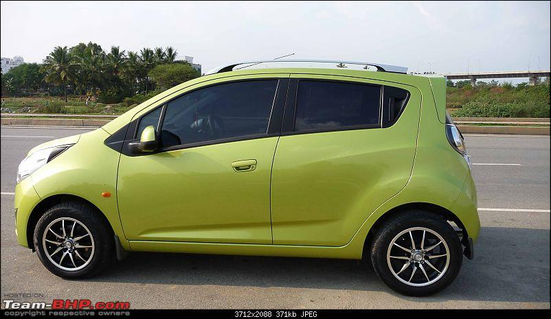 Chevrolet Beat LT Cocktail Green: Initial ownership report-52.jpg
