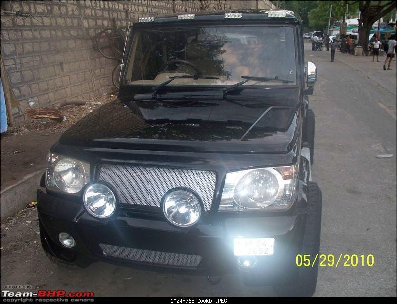 Experience of buying a used Bolero. And modifications Phase 1-100_0327.jpg