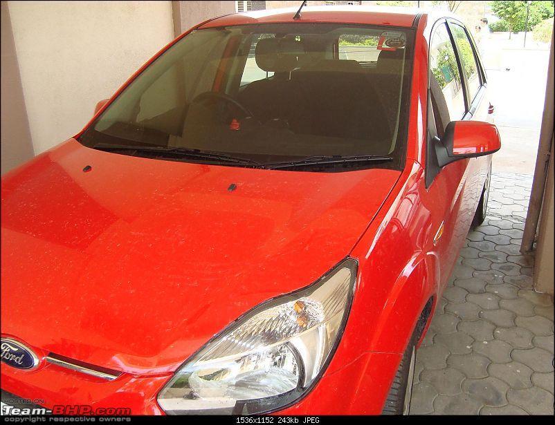 Story of the RED DRAGON - Ford Figo 1.4 Titanium-dsc05176.jpg