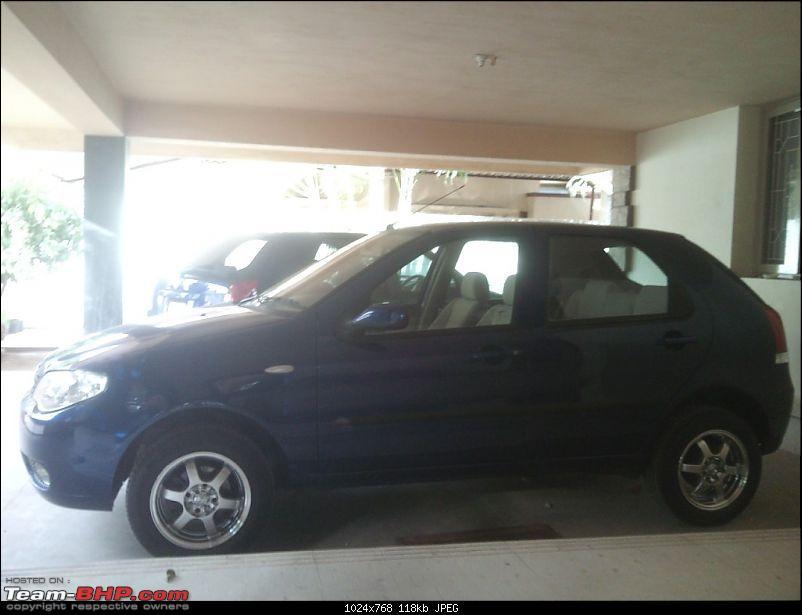 Fiat Palio Multijet 1.3 Diesel (MJD) - 3200 KM report-dsc00381.jpg