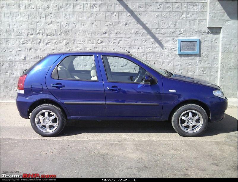 Fiat Palio Multijet 1.3 Diesel (MJD) - 3200 KM report-dsc00390.jpg