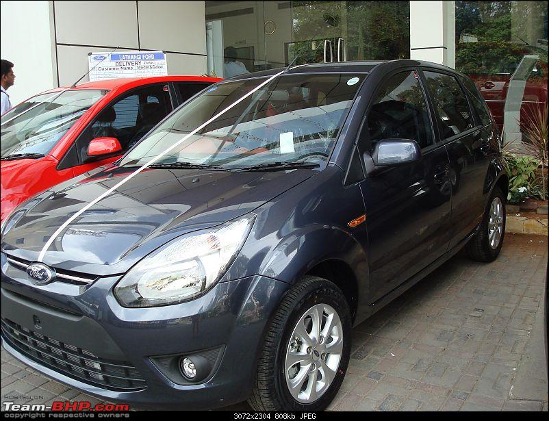 Sea Grey passion: Finally got my new Ford Figo 1.4 Diesel Titanium-dsc02635.jpg