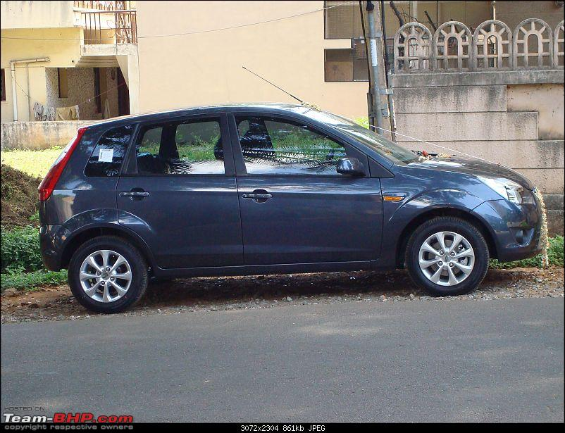 Sea Grey passion: Finally got my new Ford Figo 1.4 Diesel Titanium-dsc02720.jpg