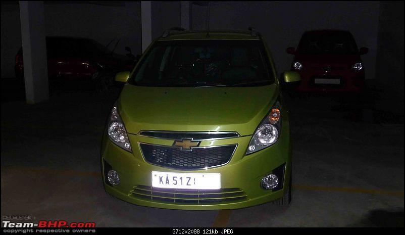 Chevrolet Beat LT Cocktail Green: Initial ownership report-18.jpg