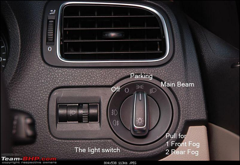 VW Polo 1.6 - Ownership Report-05-light-switch-01.jpg