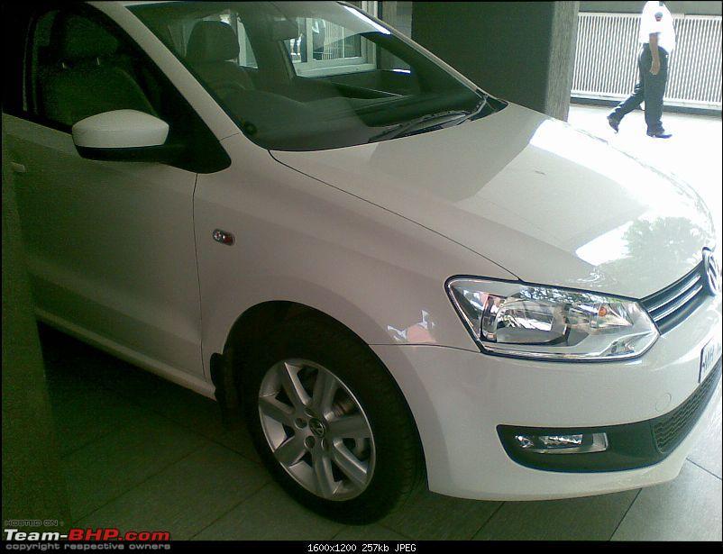 White POLO HL Petrol finally arrived-23082010002.jpg