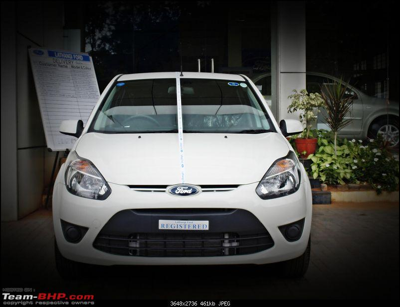 Ford Figo Titanium TDCi : Initial ownership report-sid-marriage-157.jpg