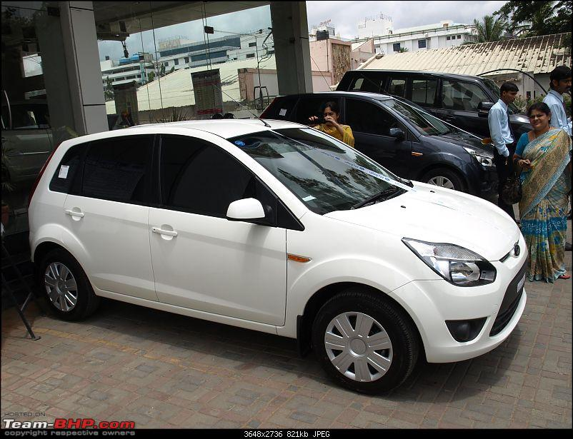 Ford Figo Titanium TDCi : Initial ownership report-sid-marriage-164.jpg