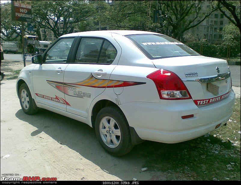 Swift Dzire - Short test drive and some pictures-28032008003.jpg