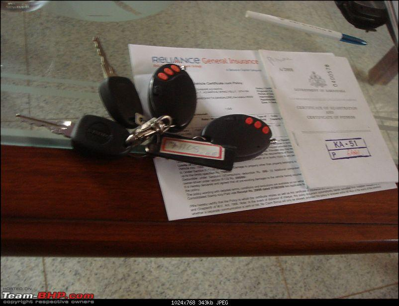 """It's Mine!! """"Pre-Cared Fiat Palio Stile SDX"""" - Just another FIAT in my life!-dsc00099.jpg"""