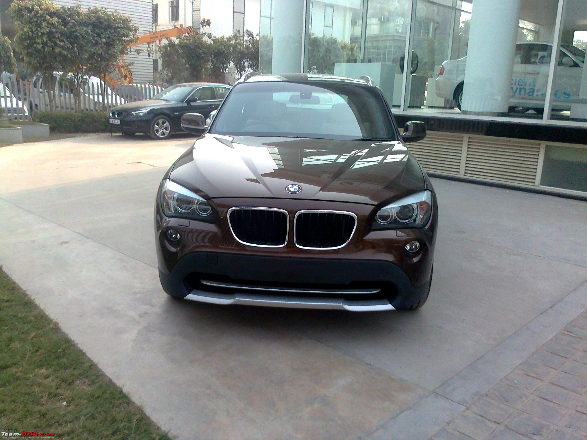 Bmw Cars Images Only First Drive BMW X xDrive D