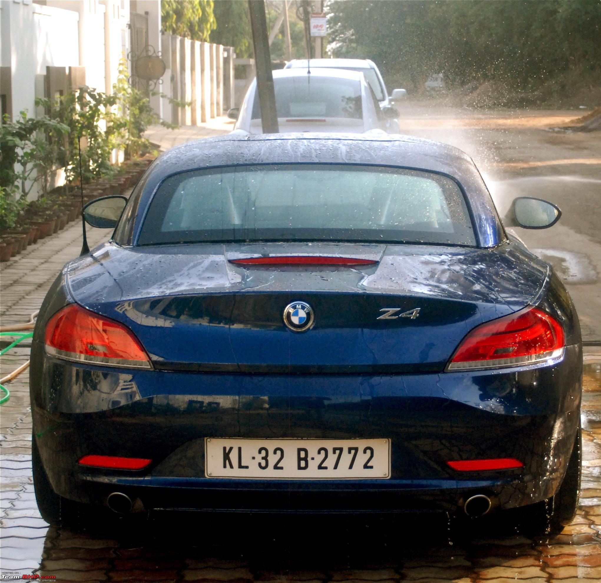 Bmw Z4 2 2 Review: Ownership Review Of The Infamous 'Lucifer' BMW Z4