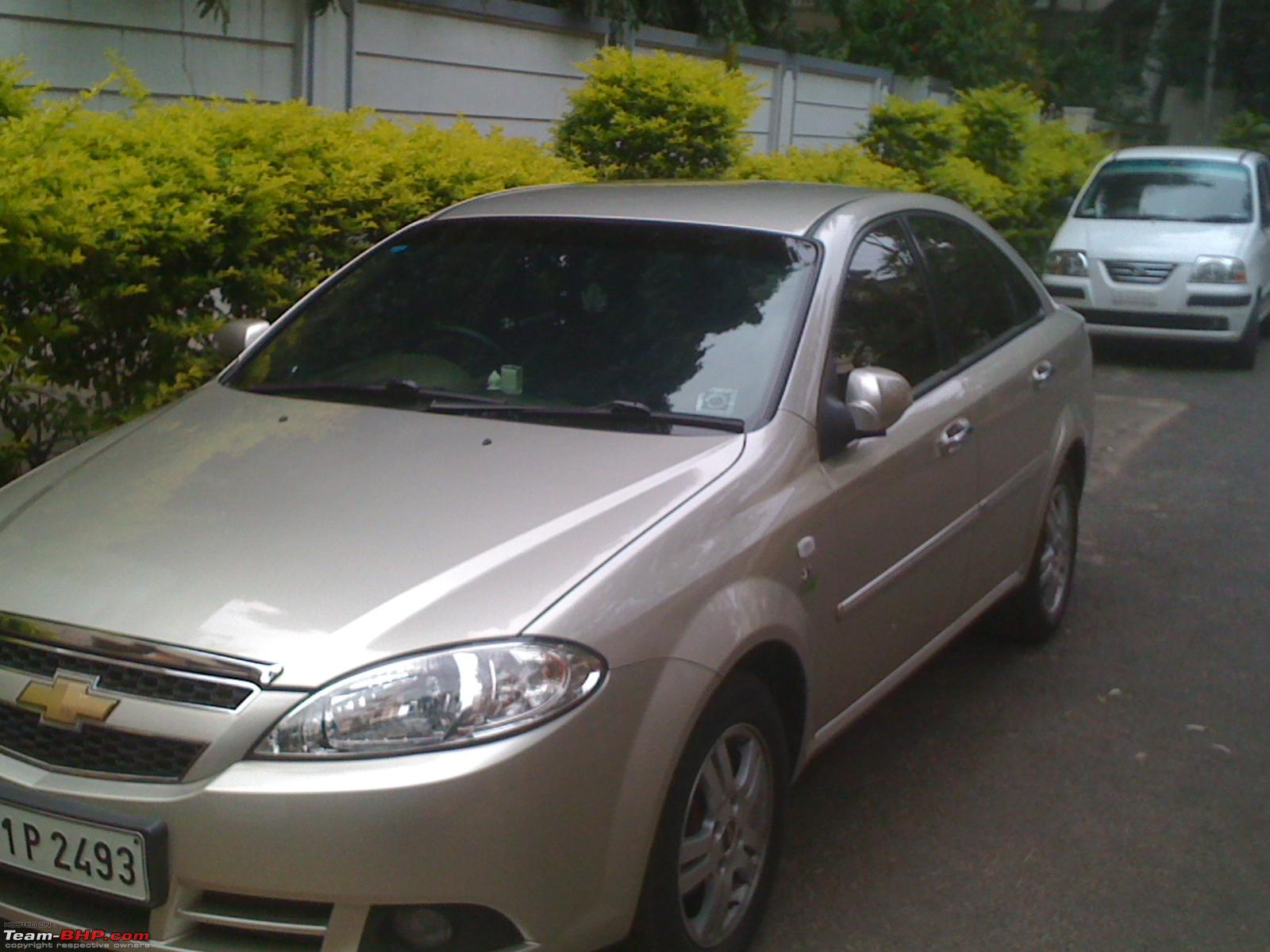 Ownership report : Chevrolet Optra Magnum LT 2.0 TCDI ...