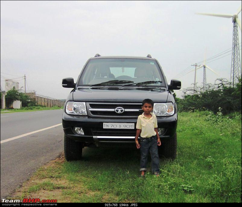 A new beginning - Tata Safari 2.2 VTT DICOR EX QUARTZ BLACK-01.jpg