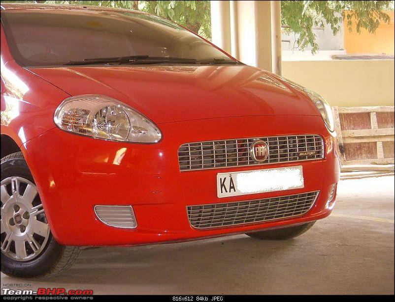 My Punto 1.3 Active has arrived-front.jpg