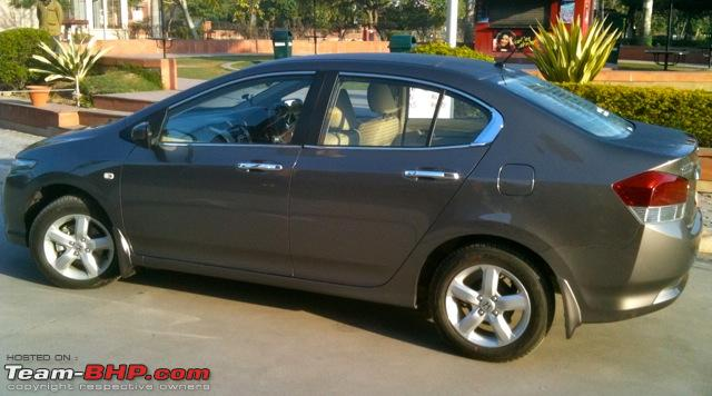 Honda City I Vtec V At 2011 Review After 400 Kms