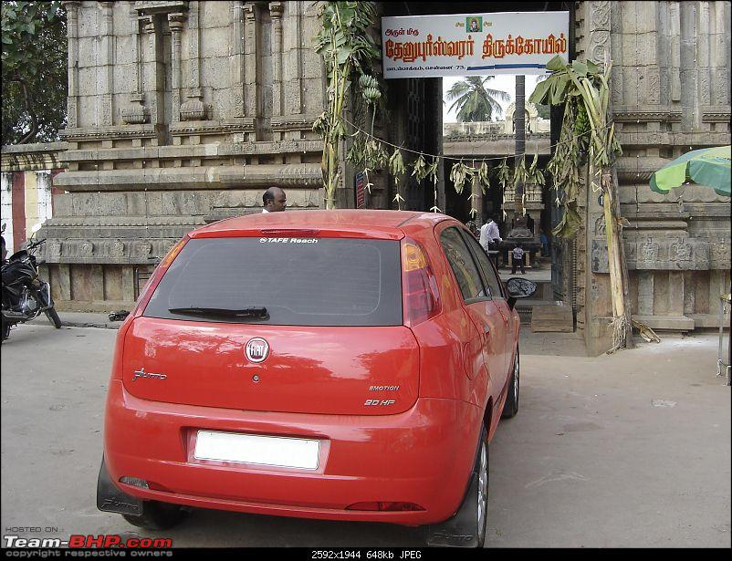 My own T90, the Fiat Grande Punto 90 HP-pic5.jpg