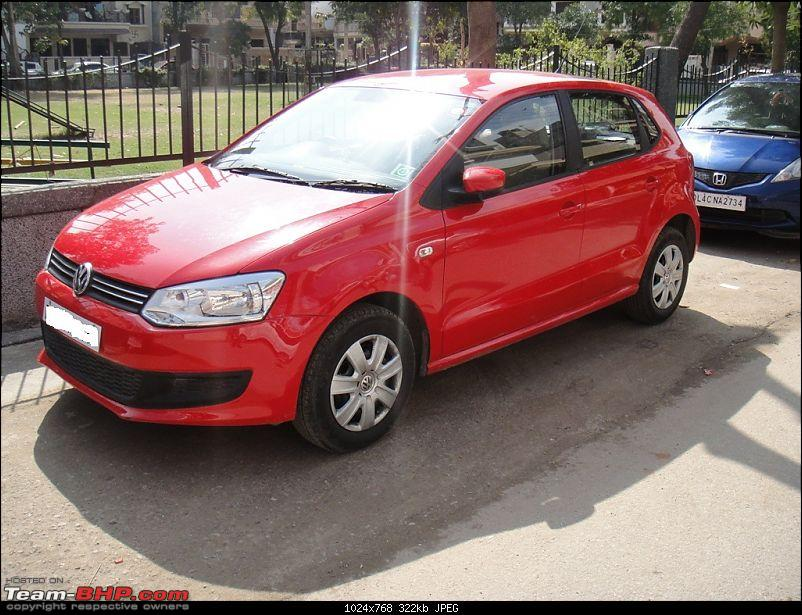 My horribly unreliable VW Polo. VW Moti Nagar fails again to rectify the problem!-dsc00388.jpg