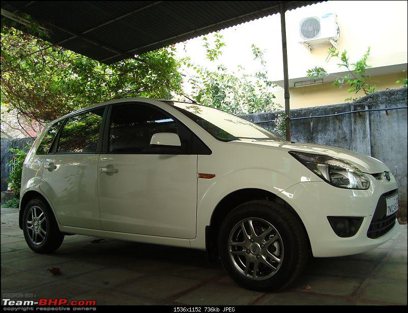 Review: 1st-gen Ford Figo (2010)-front-3rd.jpg