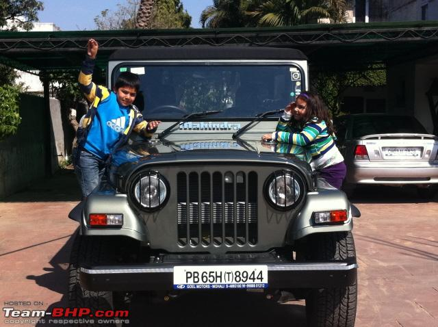 D Mahindra Thar Crde Owners Honest Perspective Edit Now Returned Back Tbhp