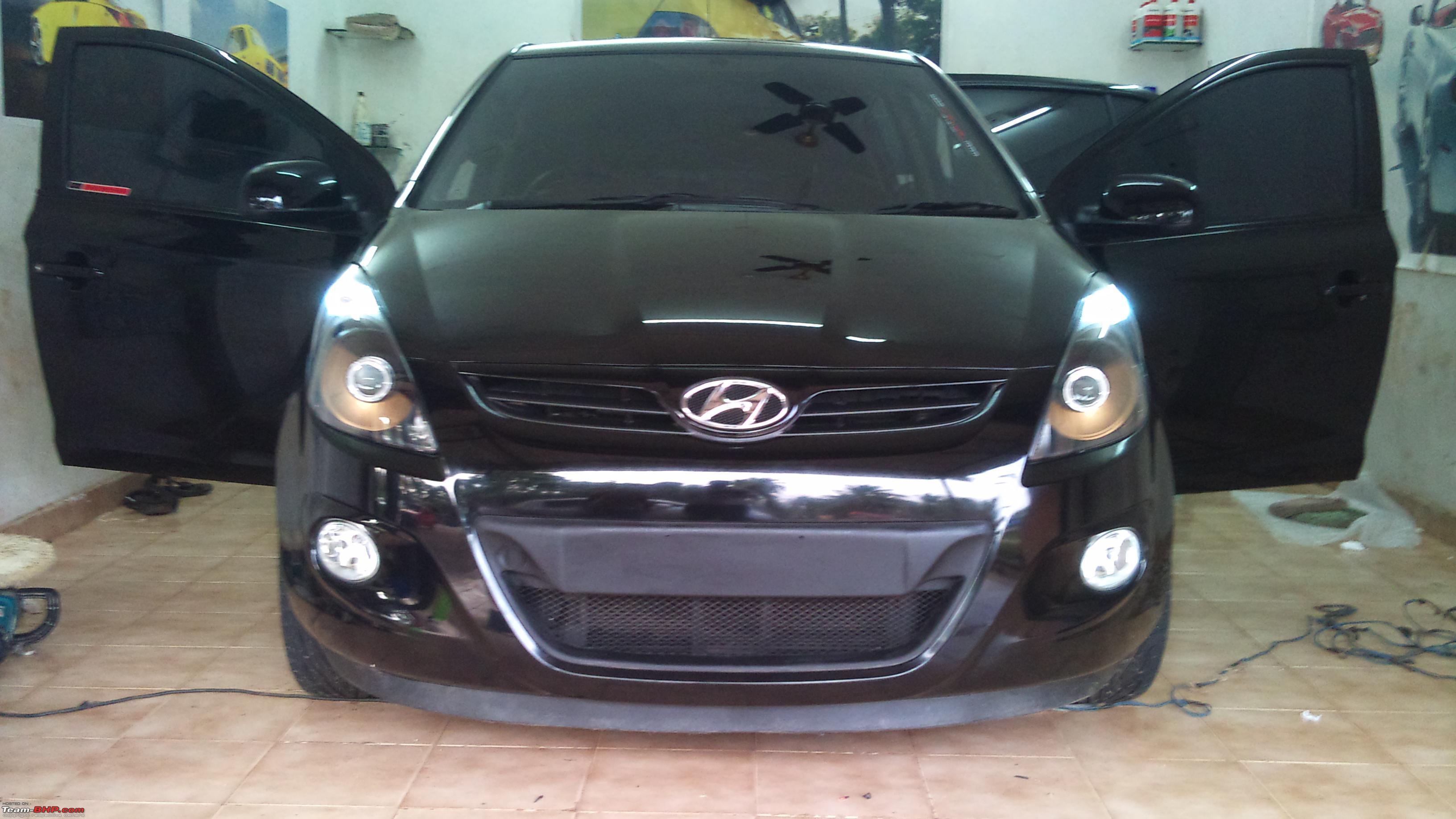My Modified Hyundai I20 Page 2 Team Bhp