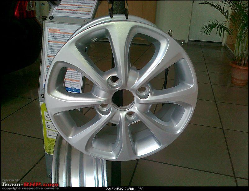 My White Ford Figo 1.4 TDCi Titanium-21032011031.jpg