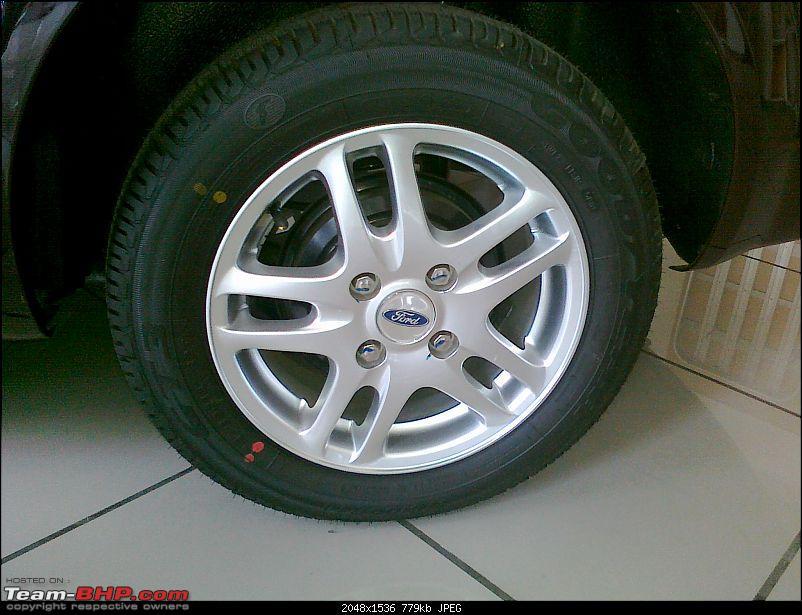 My White Ford Figo 1.4 TDCi Titanium-21032011032.jpg