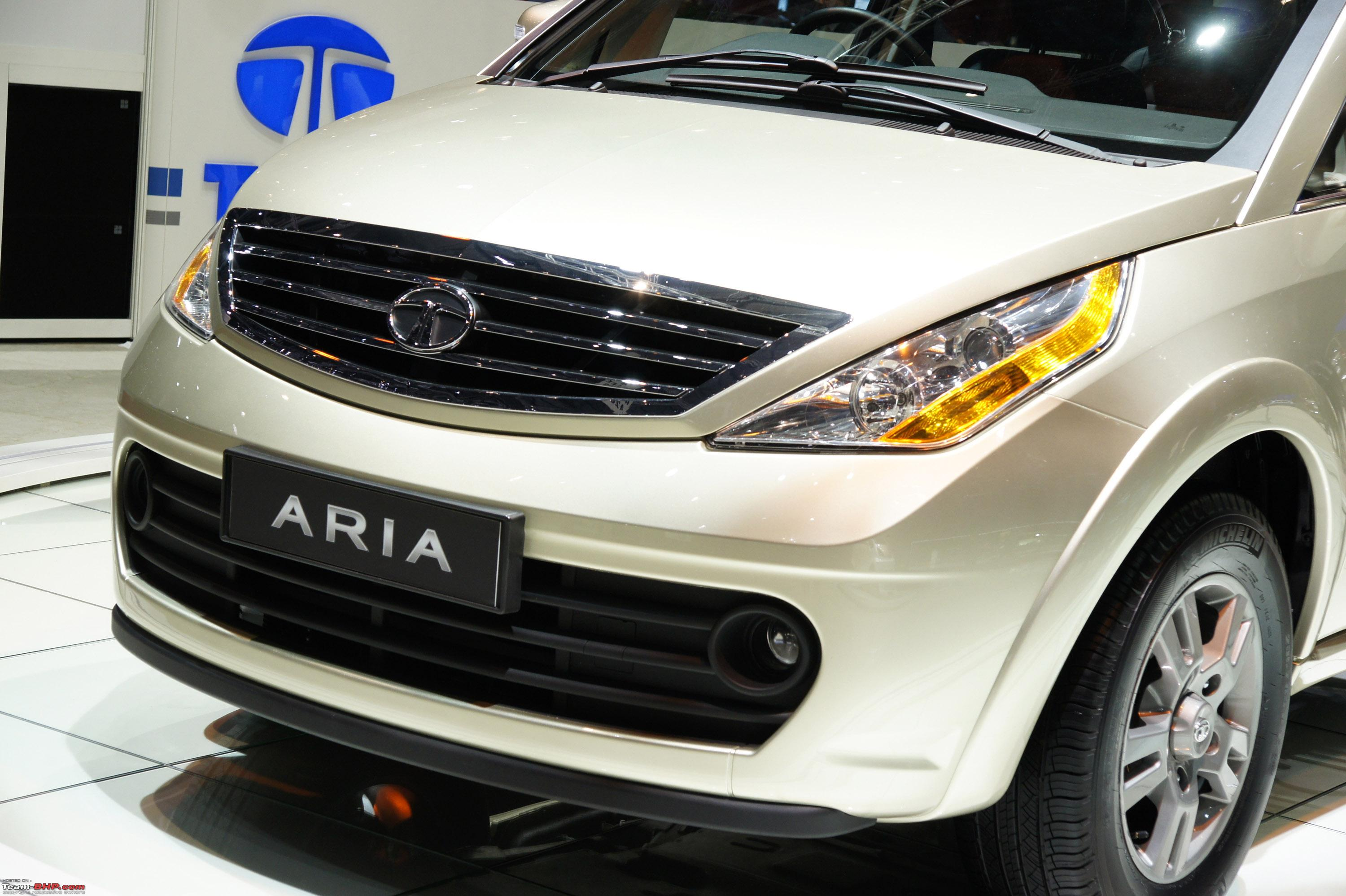 TATA Aria Pride 4X4 - Heart over Mind or Mind in the Right ...