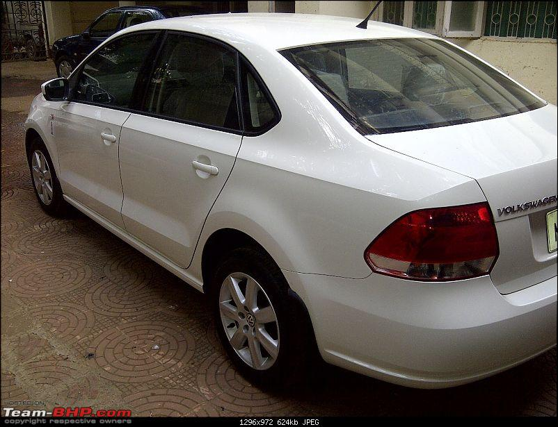 Fahrvergn�gen|Volkswagen Vento 1.6AT Tiptronic|Initial Ownership Experience & Report-another-rear-profile.jpg