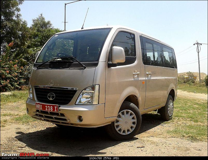Tata Venture 1.4 TDi: Test Drive and Review-img-36.jpg