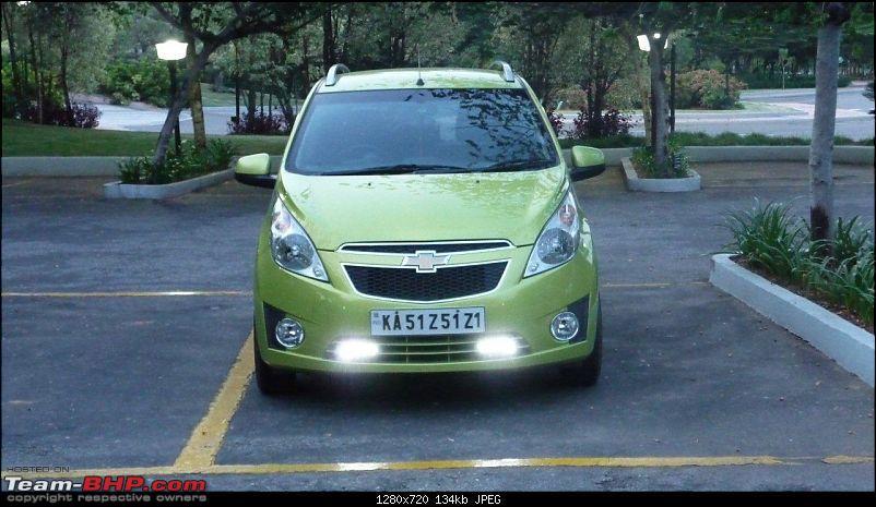 Chevrolet Beat LT Cocktail Green: Initial ownership report-6.jpg