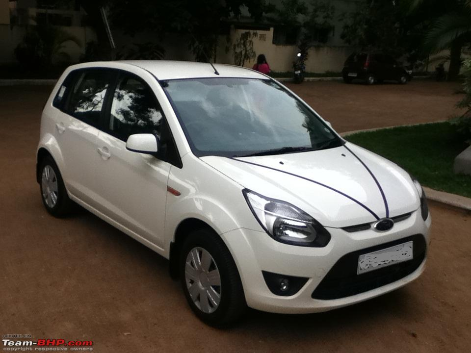 My New Ford Figo TDCi Titanium