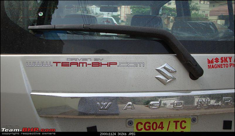 The Maruti WagonR Vxi : Graduated from F8B to K10B-tbhp2.jpg