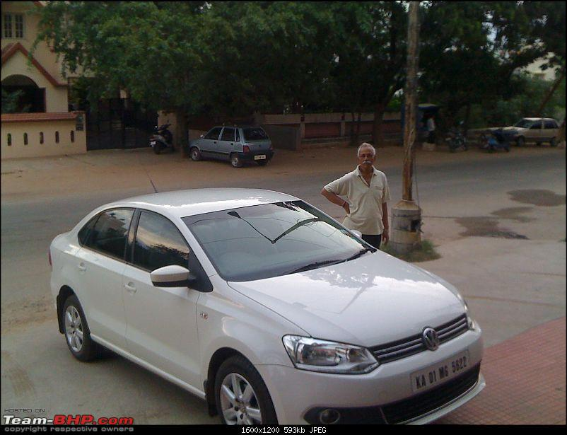 My white shadowfax arrives: Volkswagen Vento TDI HL ownership review-img_1099.jpg