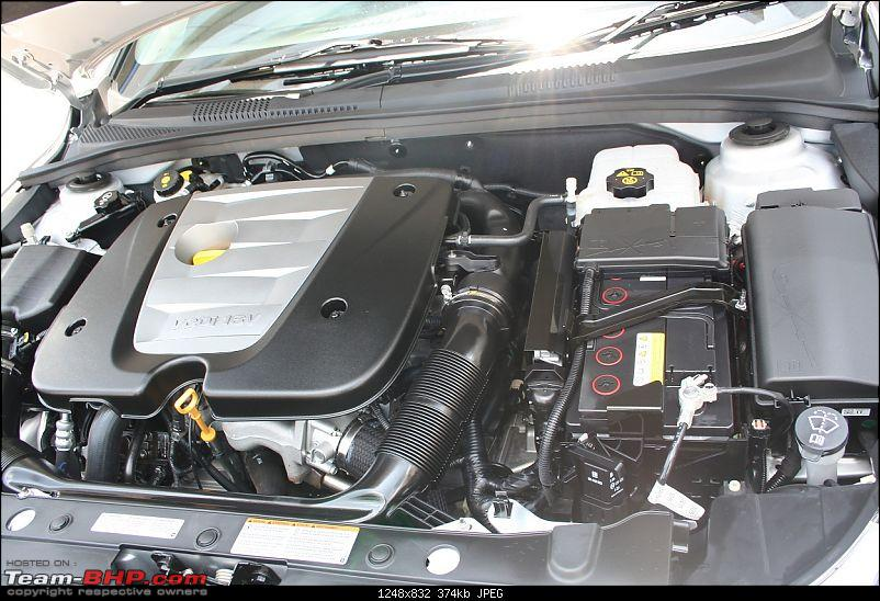 Chevrolet Cruze - Experiencing Rocket Power!-engine.jpg