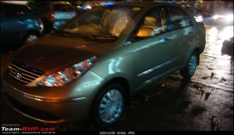 Tata Manza Aura+ : Well rounded Family Sedan, 6500Kms report-delivery2.jpg