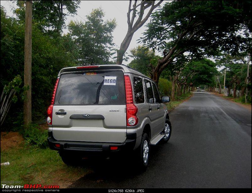Bringing home the Mahindra Scorpio LX. EDIT : Scorpio finds a new home!-img_1331.jpg