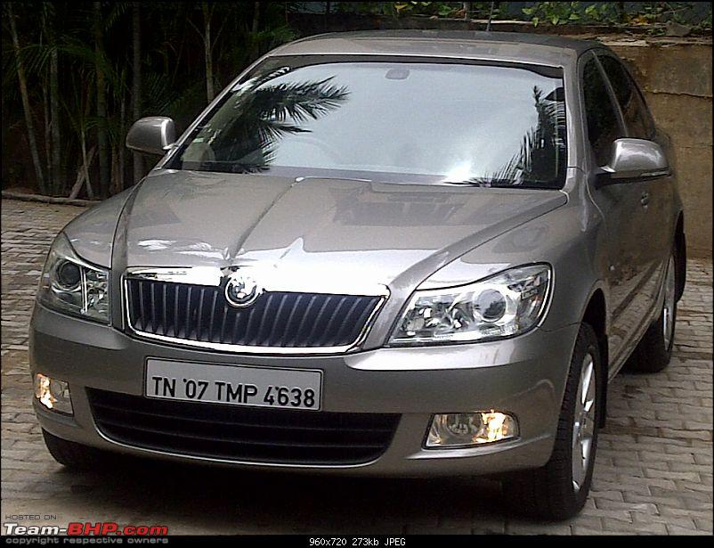 Luxury personified : Skoda laura TDI AT Elegance EDIT: Now sold!-img2011073000168.jpg
