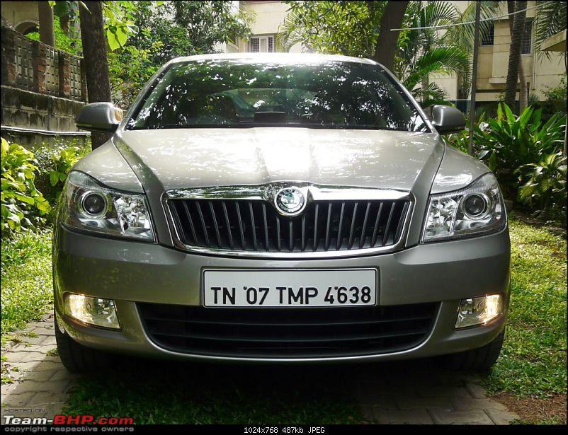 Luxury personified : Skoda laura TDI AT Elegance EDIT: Now sold!-p1020488.jpg