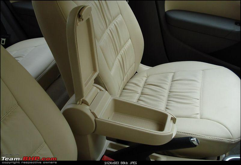 Ride the wind or party hard: My VW Vento and New Ford Fiesta take each other on!-15-vento-front-arm-rest-top-opened.jpg