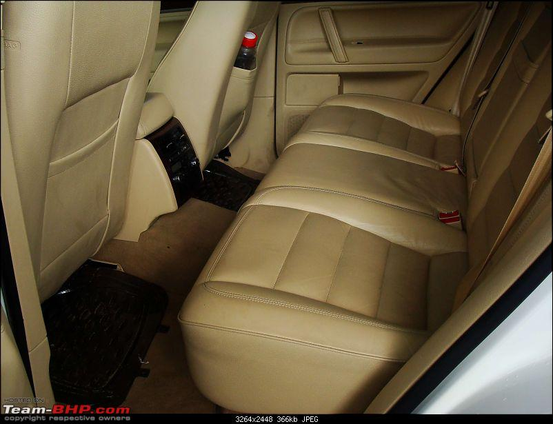 2006 Volkswagen Touareg 3.0L V6 TDI : Underrated German Engineering-rear-seat.jpg