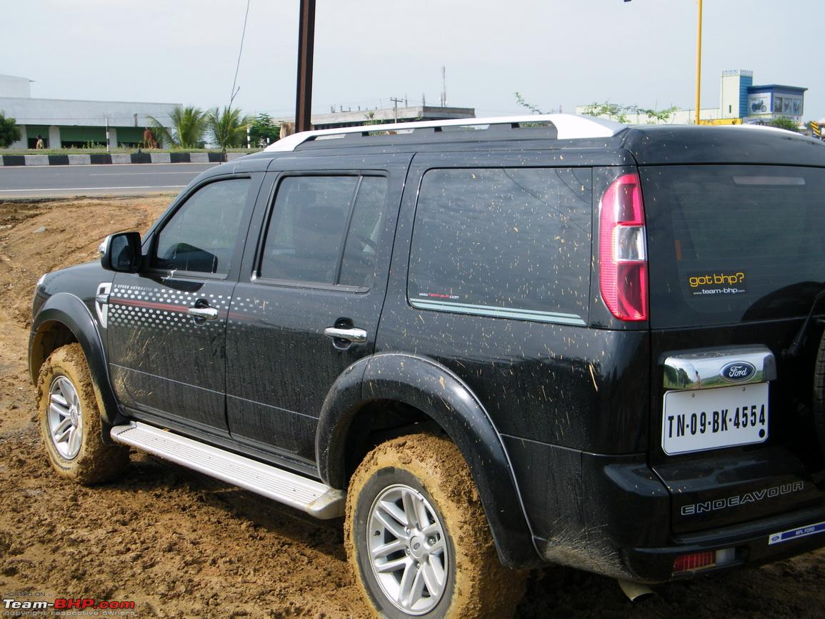 Modified Ford Endeavour | 2017 - 2018 Best Cars Reviews